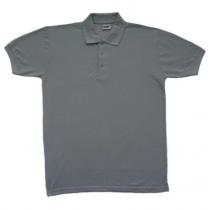 Koszulka Polo LIGHT szara