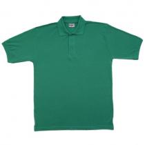 Koszulka Polo LIGHT zielona