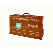 ZPP Typ C, w walizce