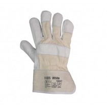 IRBIS WHITE Rękawice ze...
