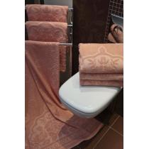 Ręcznik Frotte 65x145 RÓŻA...
